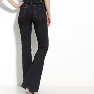 Kut from the kloth Ali fit flare dark wash jeans 4